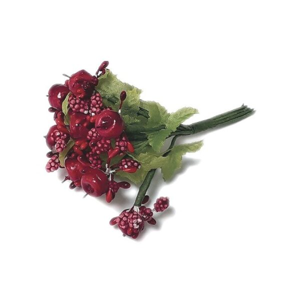 Pistilli bouquet melina red
